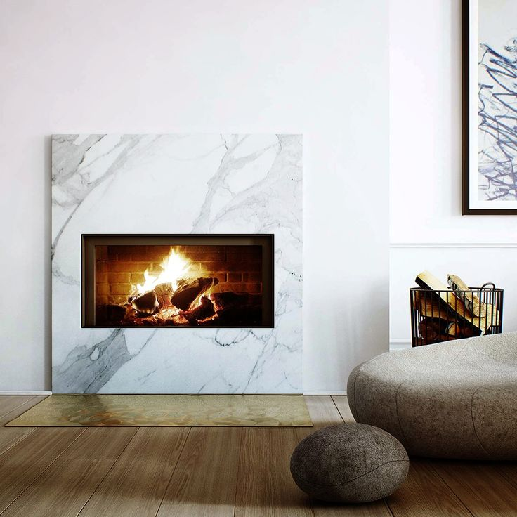 Fireplace Surround Remodeling, Granite Fireplace Surround Modern